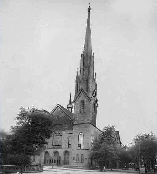 1857 — Founded as Temple of Abolition