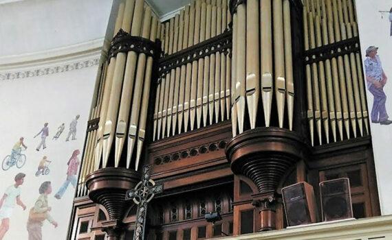 The Lafayette Organ