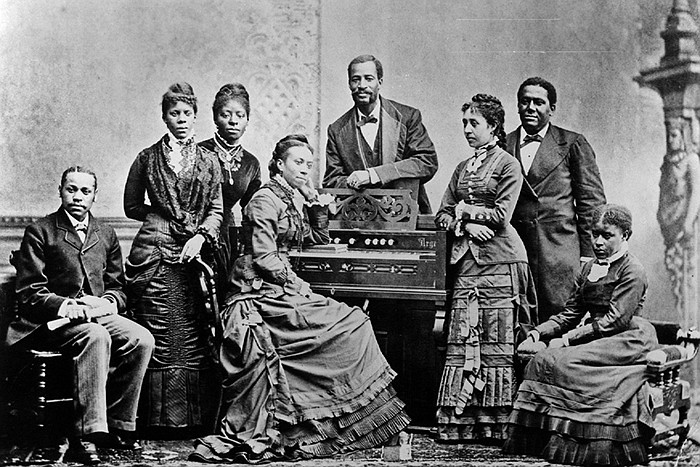 1871 – Music as Ministry